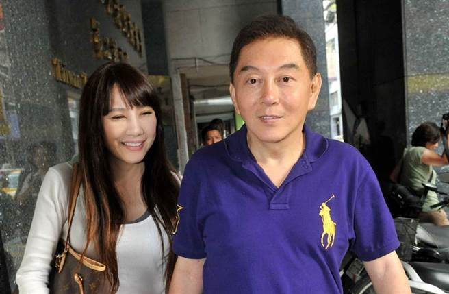 雖然陳子璇和高國華的9年婚姻破局,但兩人沒交惡,私下還是好友。(圖/本報系資料照片)