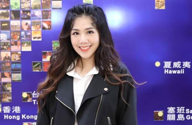 女星楊晨熙過去是兒童台的「果凍姊姊」。(圖/ 取自中時資料庫)