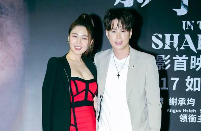白家綺和吳東諺夫妻倆隔5年再合作。(圖/本報系資料照片)