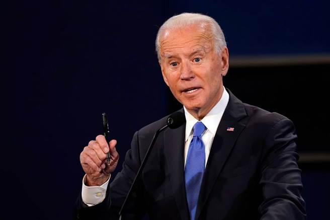 美國總統拜登。(達志影像/Shutterstock提供)