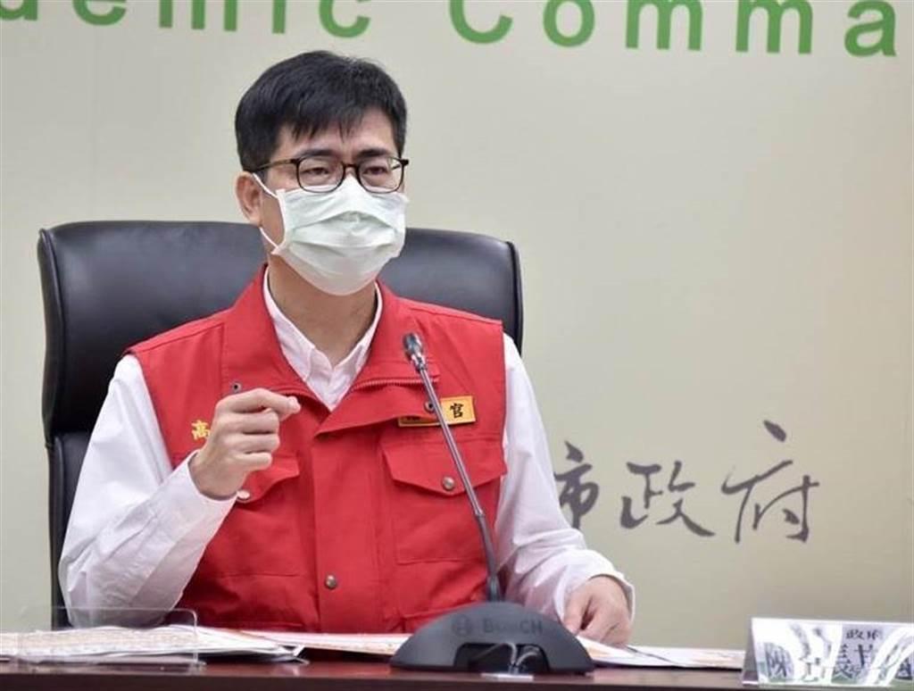 高雄市長陳其邁。(本報資料照片)