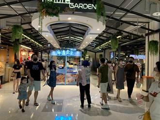 中秋連假加持 大江購物中心周年慶開跑業績成長