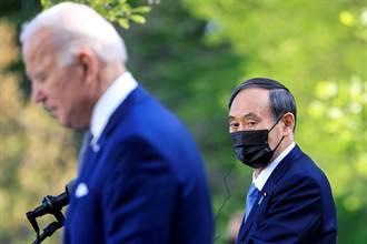 日相菅義偉23日訪美 出席四方安全對話會談