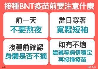 校園BNT開打 台南慈濟高中、關廟國中2校學生明接種