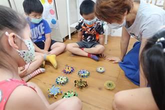 長樂附幼打造生態教室 獲全國學校經營與教學創新特優
