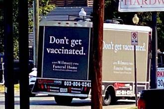 美葬儀社公然呼籲別打疫苗 Google一下背後目的揪感心