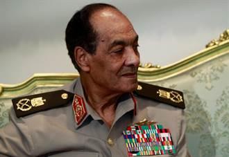 埃及前三軍元帥坦塔維去世 曾在苿莉花革命暫時執政