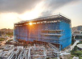 新北市立美術館 延至明年7月完工