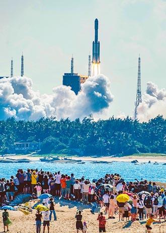 最強太空外送員 天舟三號發射成功
