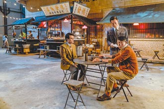 古天樂驚歎《金錢帝國》還原老香港