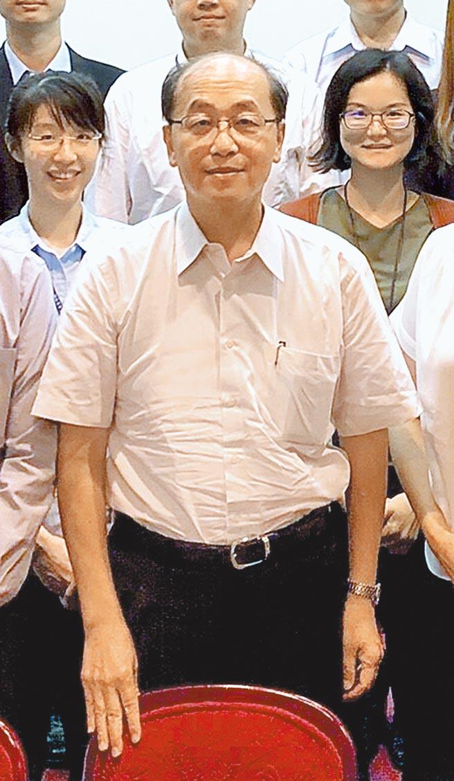 最高法院法官鄭傑夫。(摘自法務部司法官學院)