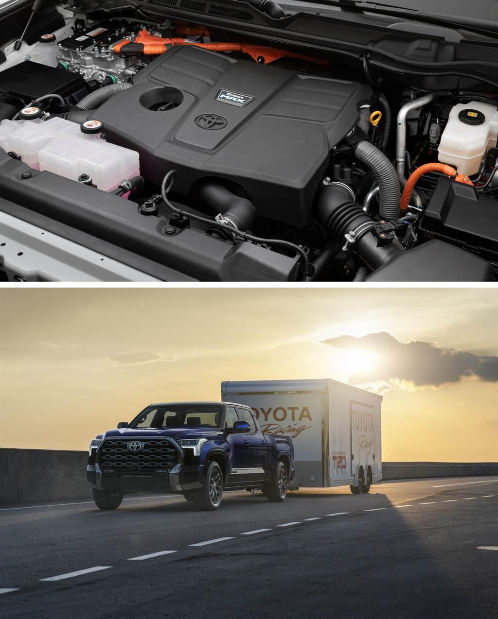 棄V8轉油電 Toyota新世代全尺寸皮卡Tundra發表(圖/CarStuff)
