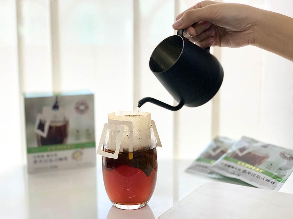 保留咖啡原味,口感更加濃郁厚實