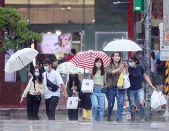 恐有新颱發展 周五首波東北風到 2地連雨3天