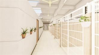 動保處打造瑞芳動物之家旗艦園區 明年9月完工