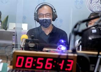 朱立倫爆韓國瑜給他加油打氣 批張亞中獨立公投違憲違法