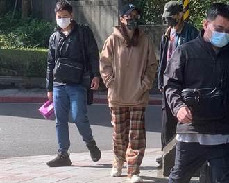 網紅「兔美」與設計師男友吸毒遭逮  向警哀求「下決心戒毒」