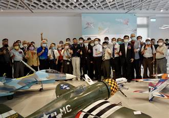 北科大模型飛機展 俯瞰航空器前瞻未來