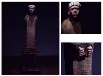 接觸雕塑僅1年半 陳右承獲大墩美展雕塑第二名