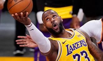 NBA》50萬選票認證 美媒揭曉史上最強5人 詹皇現役唯一