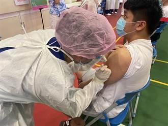 花蓮逾1萬3000學生23日開打BNT 四維高中960生先接種