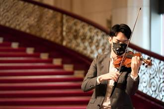 國際大賽金獎得主小提琴家林品任 再度挑戰柴可夫斯基協奏曲