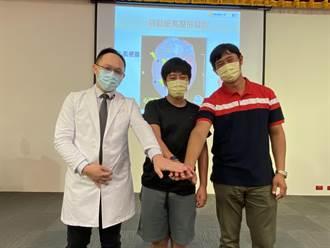 「原發性肺動脈高壓」走幾步路就喘 17歲高校生勇戰罕病
