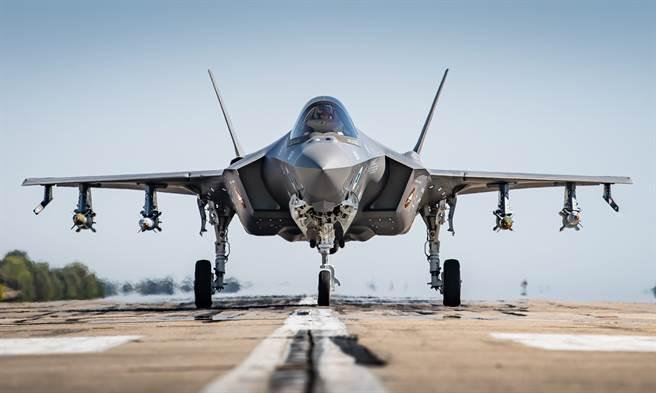 以色列F-35I「全能王」(Adir)戰機。(以色列空軍)