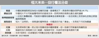 高盛:陸GDP受累 最壞估減4.1%