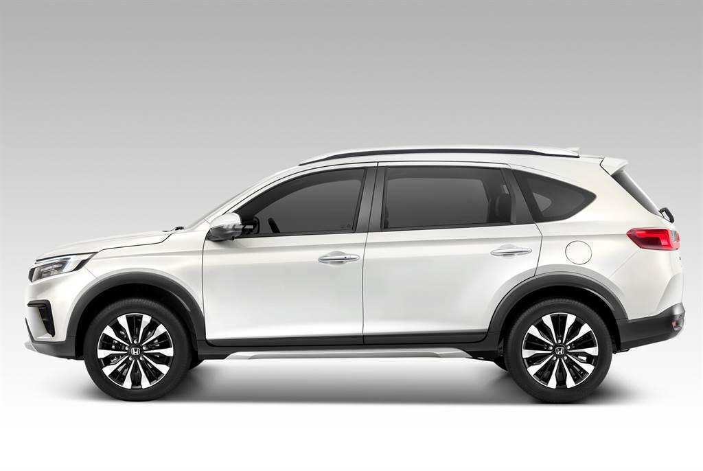融入 MPV 與 SUV 的全新跨界七人座,Honda BR-V 第二代印尼線上發表!(圖/CarStuff)