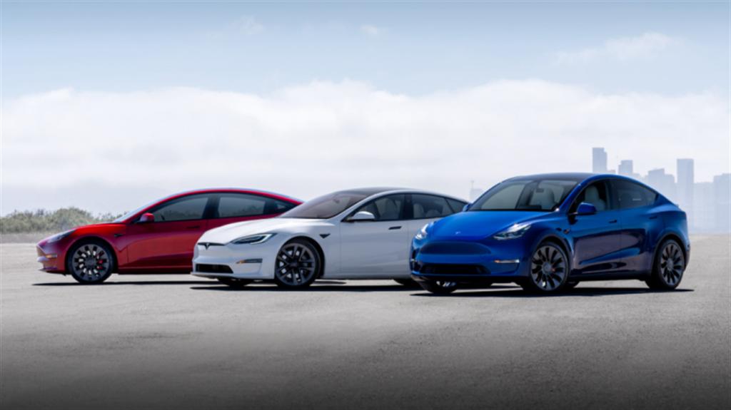 Tesla Model 3、Model Y 與 Model S 都是全美電動車最省電 TOP10。(圖/DDCar)