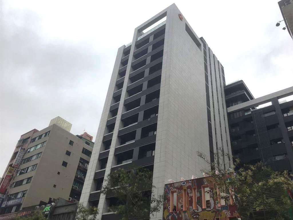 「PARK 259」以飯店等級物業代管為號召,為北市知名小宅社區。(圖/葉思含攝)