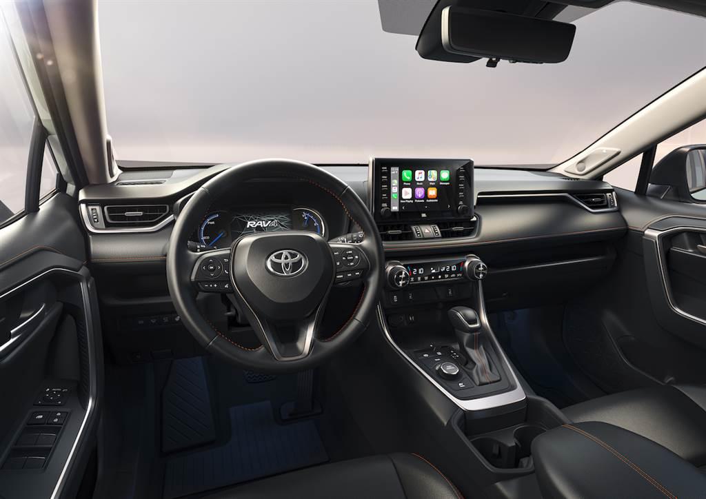 新增Adventure Hybrid設定 Toyota RAV4歐規22年式曝光(圖/CarStuff)