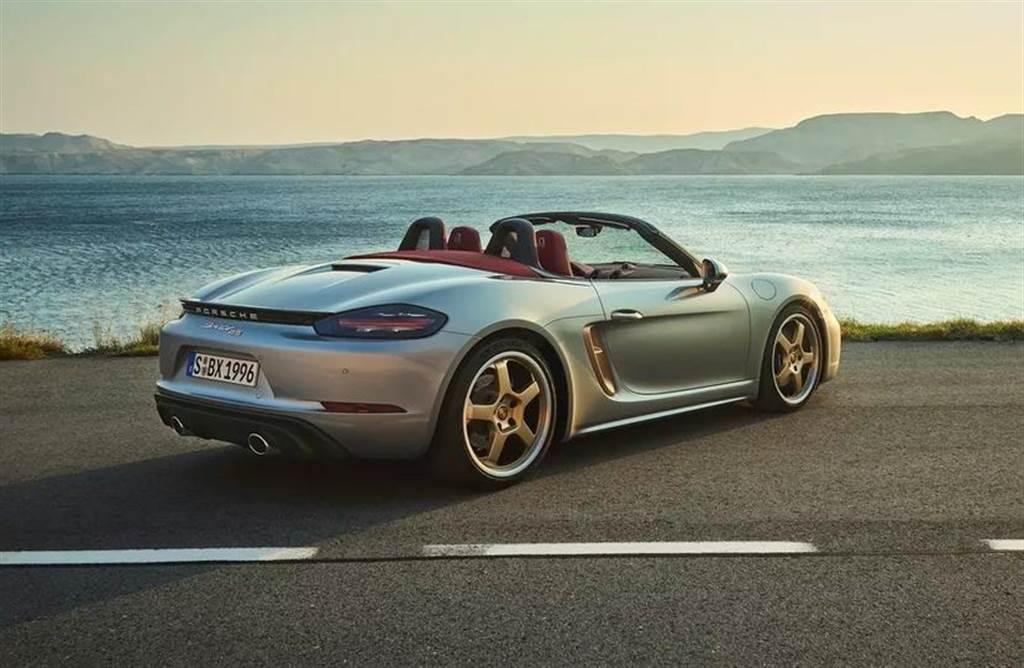 動力性能將接近911車系!保時捷全電動718車系預計2024年推出(圖/DDCar)
