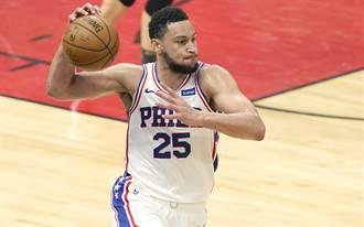 NBA》西門拒為76人打球引眾怒 名嘴痛批 球迷燒球衣