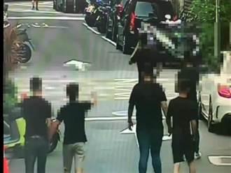 女星梁佑南愛子酒吧遭砸被打成腦震盪 5嫌落網犯案原因曝光