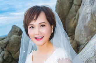 沈春華仙氣婚紗照曝光 自曝修很大:我沒這麼瘦