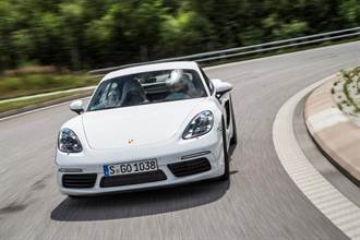 動力性能將接近911車系!保時捷全電動718車系預計2024年推出