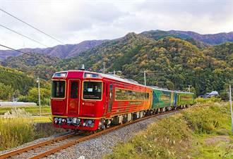 香川縣觀光列車「四國真中千年物語」 感受在地風情與熱情