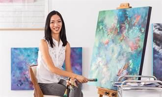 王永慶外孫女楊元寧:曾為他人認可而活 以畫自癒 願作疫情中的光