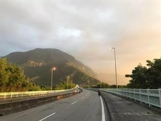 大陸人在台灣》完成騎行環島夢想 10天1000公里+