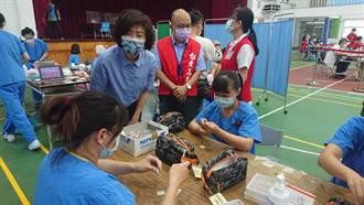 高中職2749人接種BNT疫苗 台東有615名學生請疫苗假