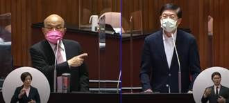 藍委稱若疫情守好「很多朋友要選你當總統」 蘇貞昌反應曝光
