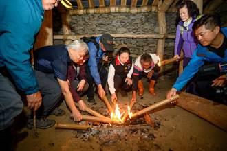 再造布農族歷史現場 花蓮佳心舊部落家屋重建 獲國家卓越建設奬
