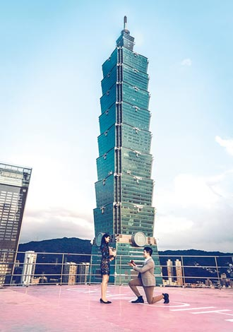 祕境體驗 台北君悅開放停機坪