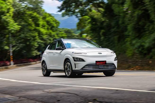 親民享受電能 Hyundai Kona EV300試駕
