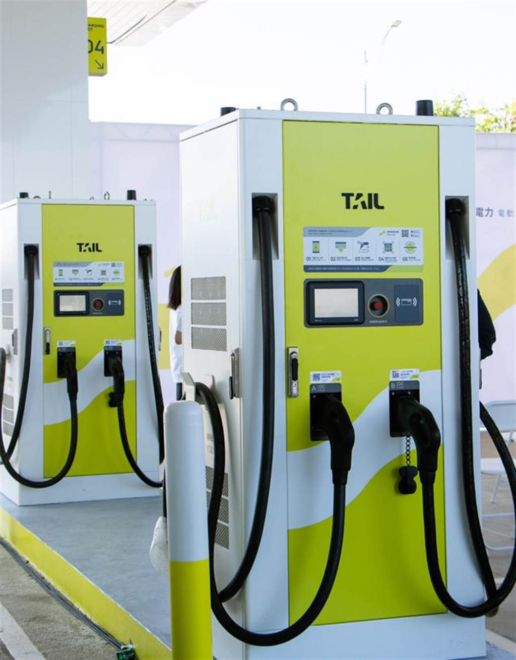 國道有快充!TAIL 特爾電力啟用西螺充電站,消除電動車主里程焦慮(圖/DDCar)