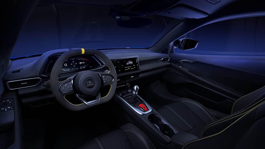Lotus Emira V6 First Edition歐洲售價公開 預計明年中抵台(圖/CarStuff)