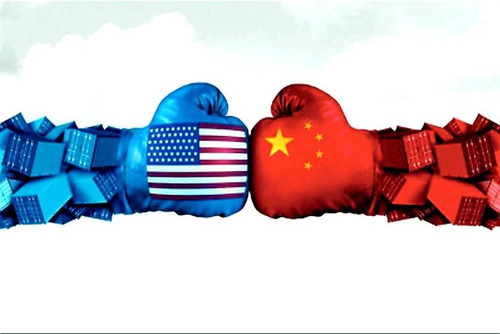 大陸外交部發布「美國支持反中亂港勢力事實清單」。(達志影像)