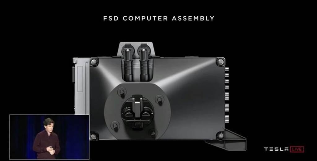 三星拿下Tesla HW4.0自駕晶片訂單 今年Q4量產搭載於Cybertruck(圖/DDCar)